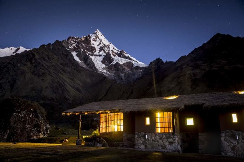Trek de luxe dans la cordillère des Andes - Pérou   Au Tigre Vanillé