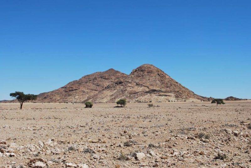 Sortir hors des pistes dans le canyon de Sesriem - Namibie | Au Tigre Vanillé