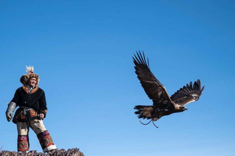Festival des aigles dans l'Altai - Mongolie   Au Tigre Vanillé
