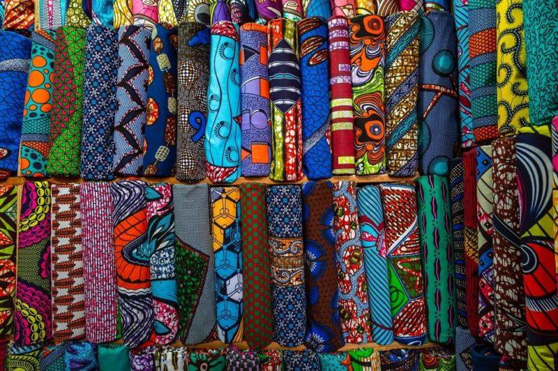 Artisanat du textile africain - Rwanda | Au Tigre Vanillé