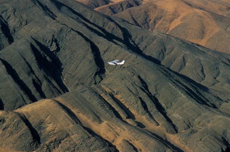 Survoler les espaces infinis de Namibie - Namibie | Au Tigre Vanillé