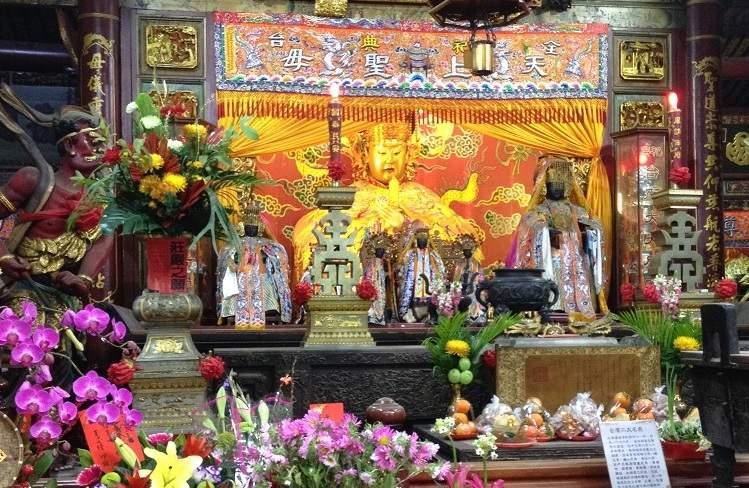 Découverte de la culture chinoise dans un temple de Tainan - Taïwan | Au Tigre Vanillé