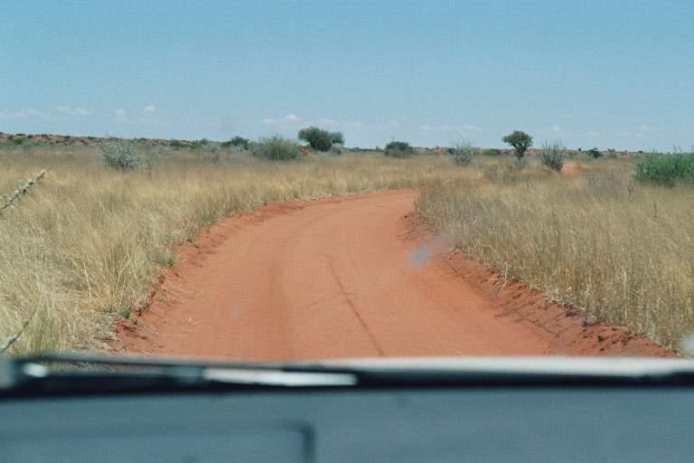 Self-drive sur les pistes namibiennes - Namibie | Au Tigre Vanillé