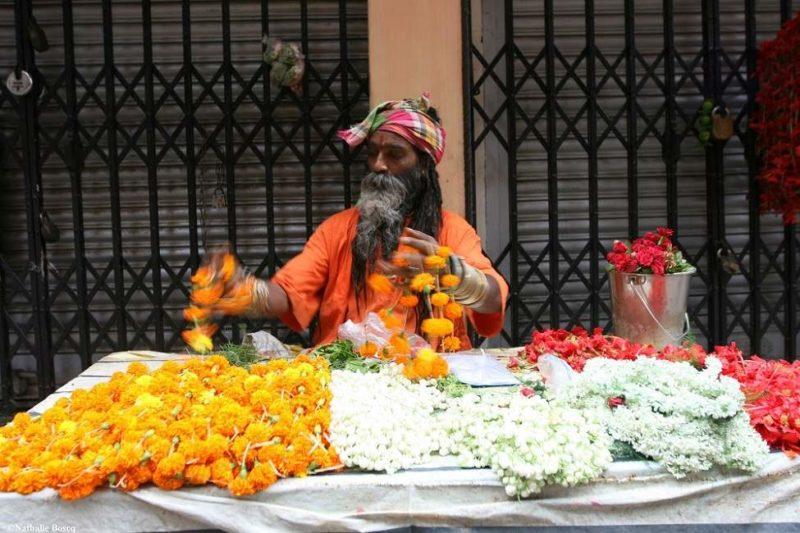 Balade matinale dans les rues de Calcutta - Inde de l'Est | Au Tigre Vanillé