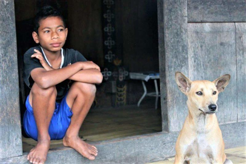 Randonnée de village en village à Flores - Indonésie   Au Tigre Vanillé
