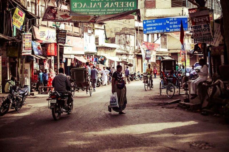 Balade matinale dans la vieille ville de Varanasi - Inde de l'Est | Au Tigre Vanillé