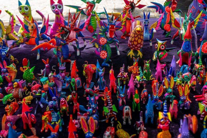 Découvrir l'art populaire mexicain - Mexique | Au Tigre Vanillé