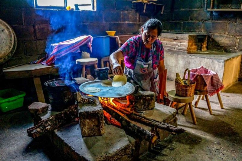 Cours de cuisine typique purepechas à Morelia - Mexique | Au Tigre Vanillé