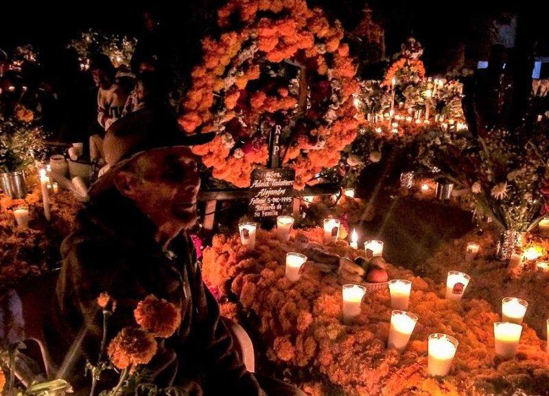 Assister à la fête des Morts à Patzcuaro - Mexique | Au Tigre Vanillé