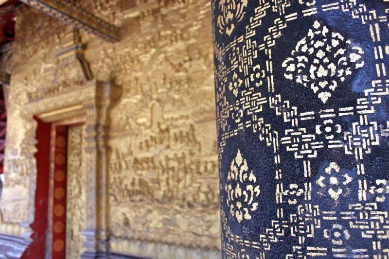 Découverte des temples de Luang Prabang - Laos | Au Tigre Vanillé