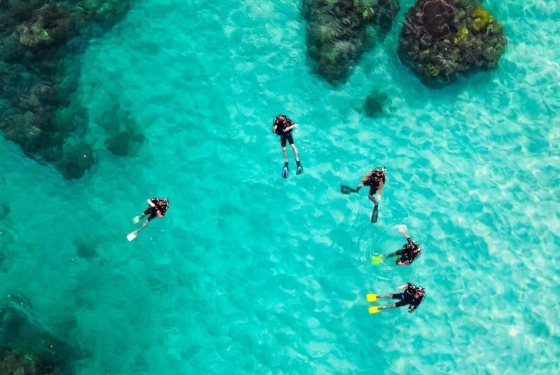 Plongée et exploration de l'île de Pulau Gaya - Malaisie | Au Tigre Vanillé