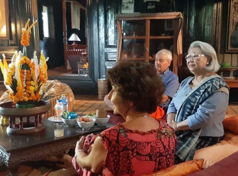Rencontre avec une princesse dans la région de Champassak - Laos | Au Tigre Vanillé