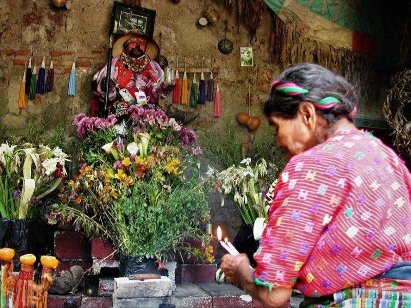 Cérémonies religieuses à Chichicastenango - Guatemala | Au Tigre Vanillé