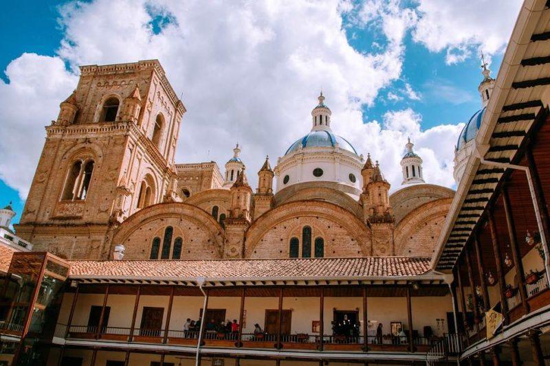 Visite de la ville coloniale de Cuenca - Equateur | Au Tigre Vanillé