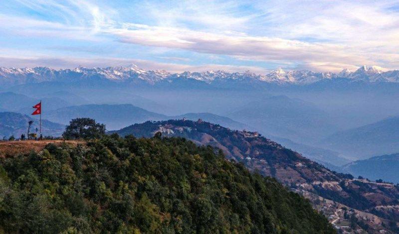 Balade jusqu'au temple de Chang Narayan - Népal | Au Tigre Vanillé