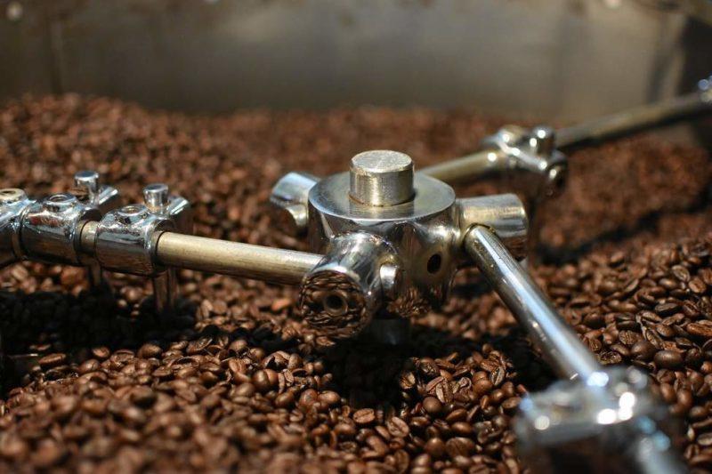 Torréfaction du café par un français à Udon Thani - Thaïlande   Au Tigre Vanillé