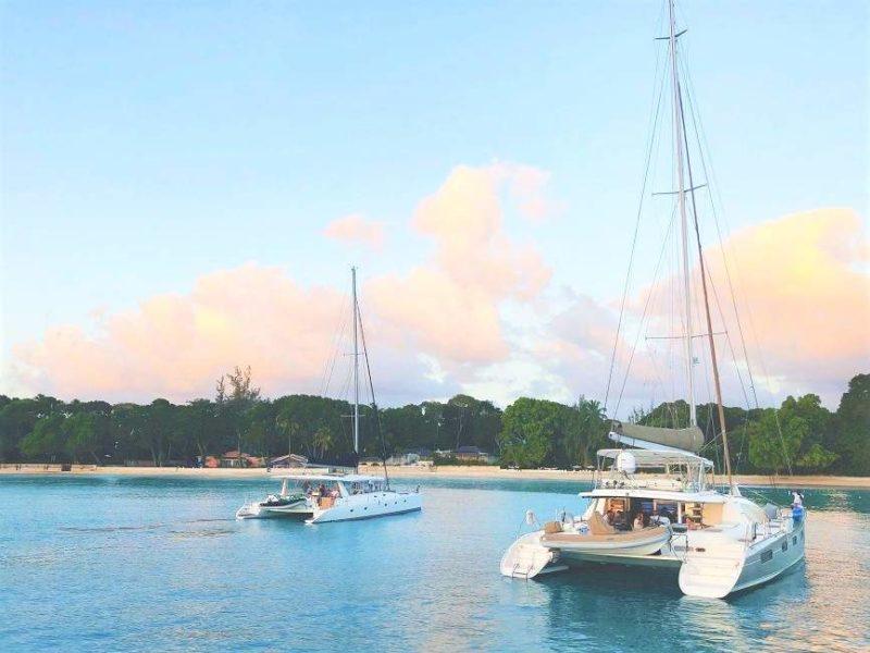 Faire une croisière en catamaran - Sri Lanka | Au Tigre Vanillé
