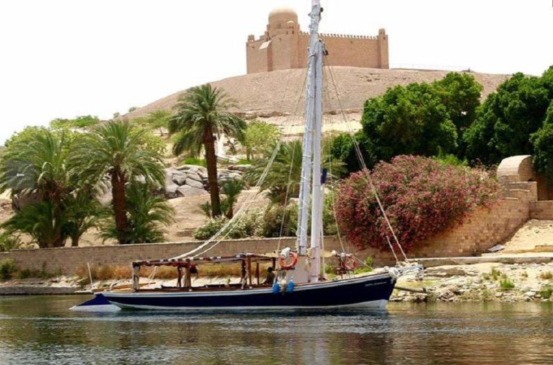 Croisière sur une felouque sur le Nil - Louxor - Egypte | Au Tigre Vanillé