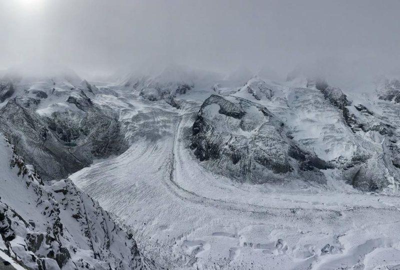 Glacier du Gornergrat - Suisse | Au Tigre Vanillé