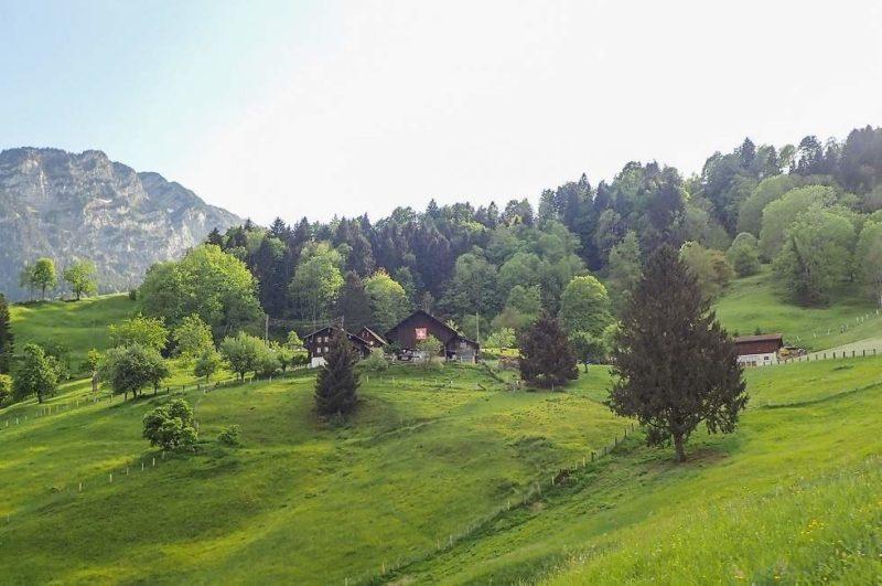Les villages aux traditions rurales autour de Lucerne - Suisse | Au Tigre Vanillé