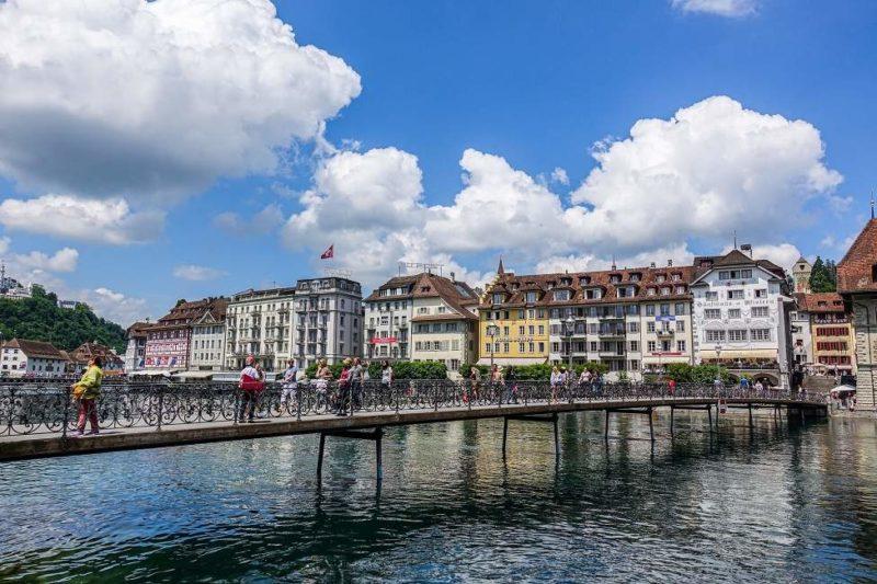 Patrimoine historique autour de Lucerne - Suisse | Au Tigre Vanillé