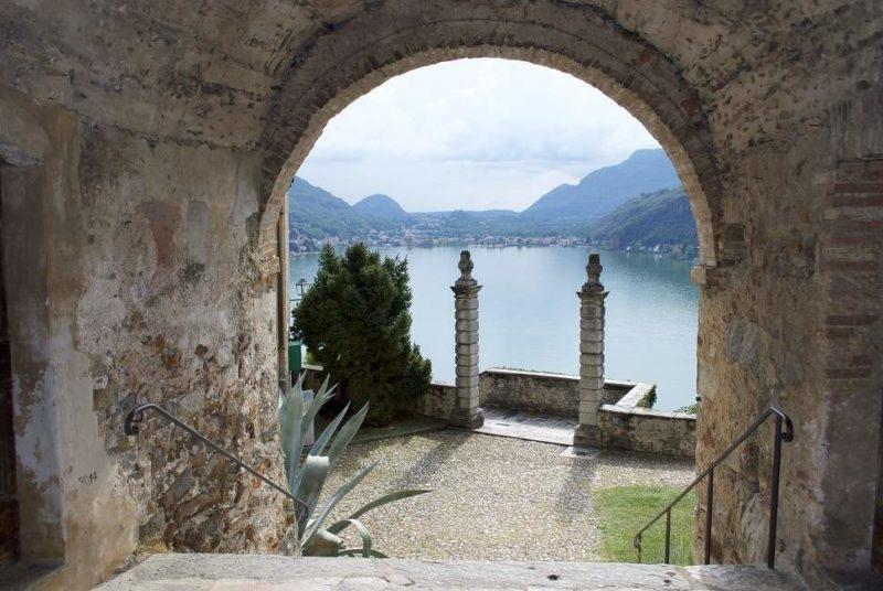 Visiter la ville de Lugano au Tessin - Suisse | Au Tigre Vanillé