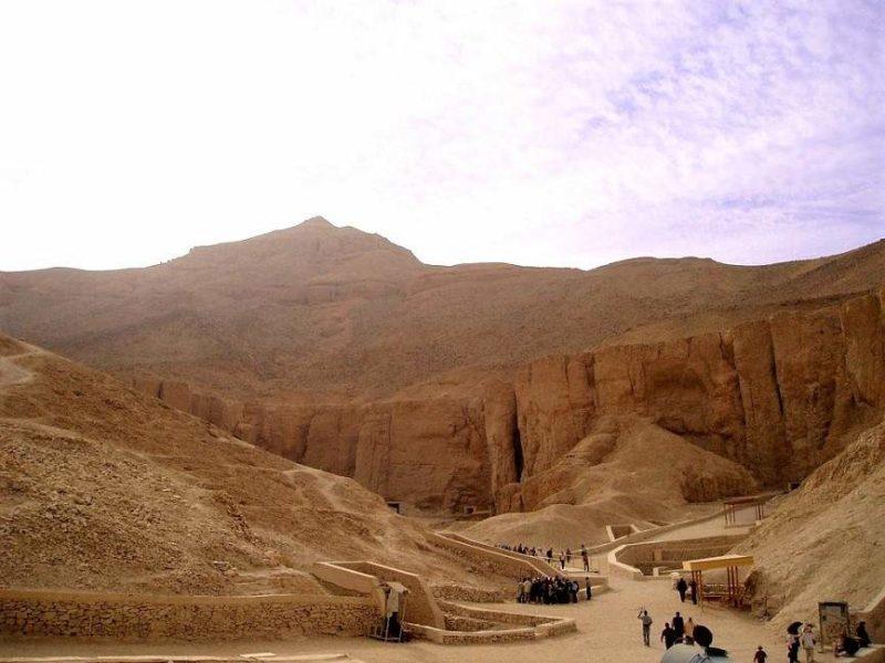 Vallée des Rois et des Reines à vélo - Louxor - Egypte | Au Tigre Vanillé